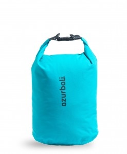 A very light dry bag to carry your small items for easy organizing, this ultra light dry bag is perfect to be a bag in a bag  •	100% waterproof and lightweight material: Taslon •	Anti rust buckle and straps •	Available in 2L , 5L & 10L size  •	Colorful •	Easy cleaning •	Easy closing / opening •	No straps •	Sand proof •	Water resistant